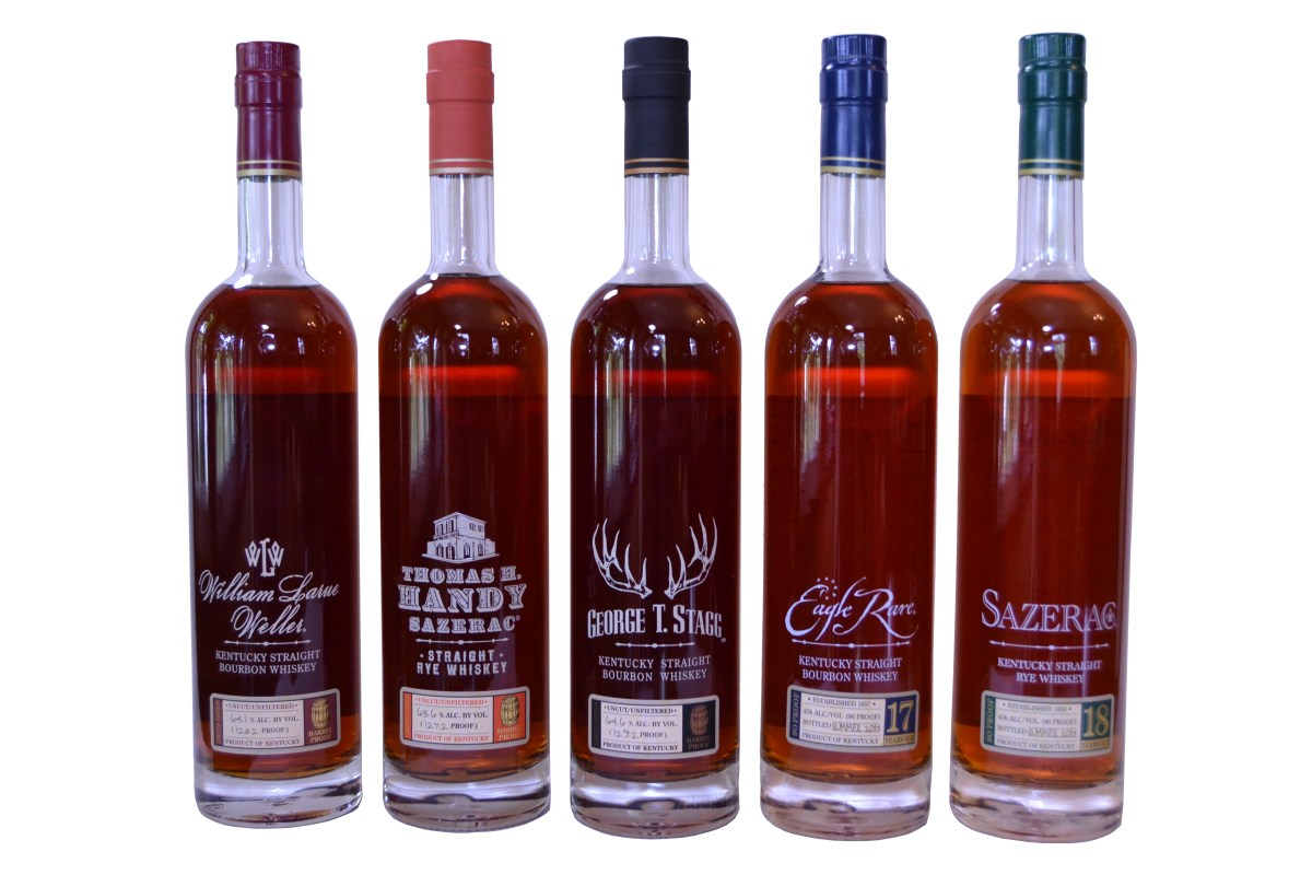 Buffalo Trace Announces Release of 2017 Antique Collection